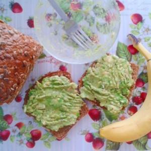 Avokado kao jednostavan i bogat doručak