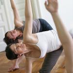 postnatal joga nakon trdnoće