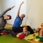 joga za mame i bebe