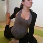 prenatal joga za trudnice
