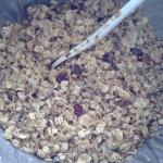 Suho voće i orašaste plodove dodajte po želji